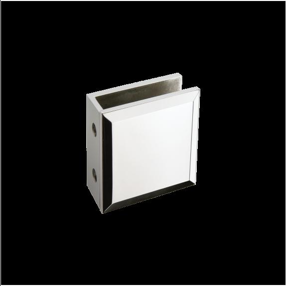Kẹp Kính Phòng Tắm  BJ-801-US32 , Bản Lề phòng tắm, Bản Lề Sàn GMT, PHụ Kiện cửa kính,