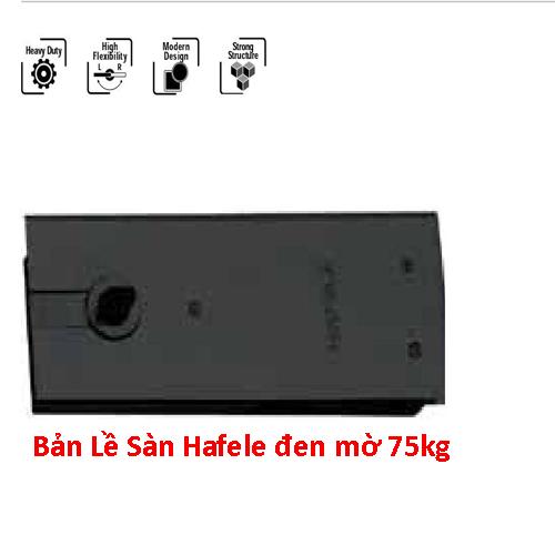 ban-le-san-den-mo-75kg, Bản lề sàn hafele