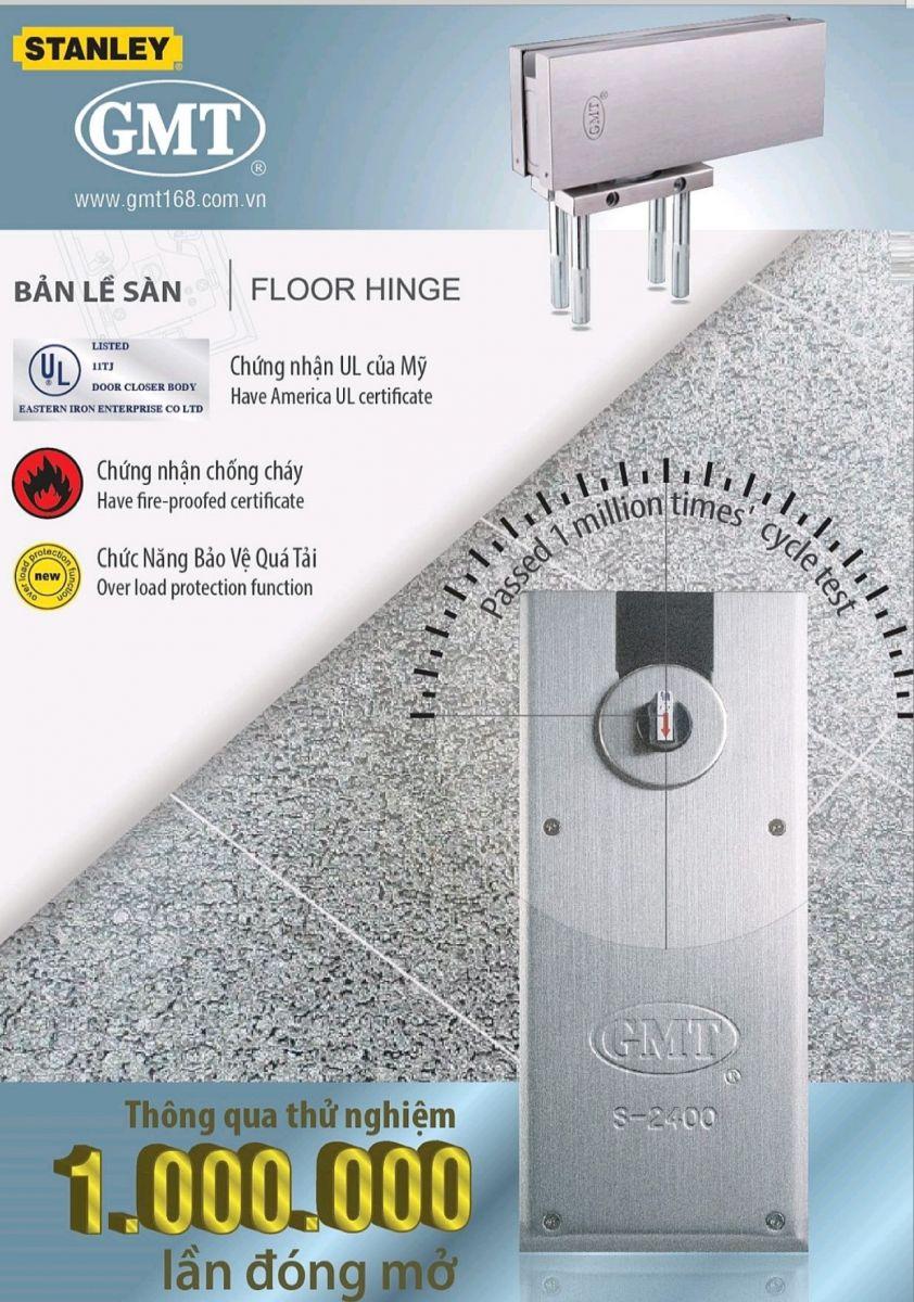 Bản lề sàn GMT G-325, KẸP DƯỚI GMT PFC-010, giá bản lề sàn GMT,bản lề sàn GMT H-220C, bản lề sàn GMT mua ở đâu