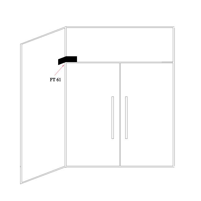 Kẹp kính VVP FT61