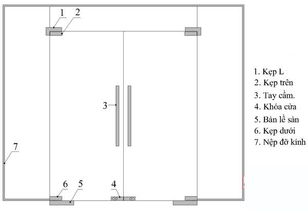 Xem thêm bảng báo giá phụ kiện cửa kính cường lực VVP Thái Lan chính hãng bên dưới