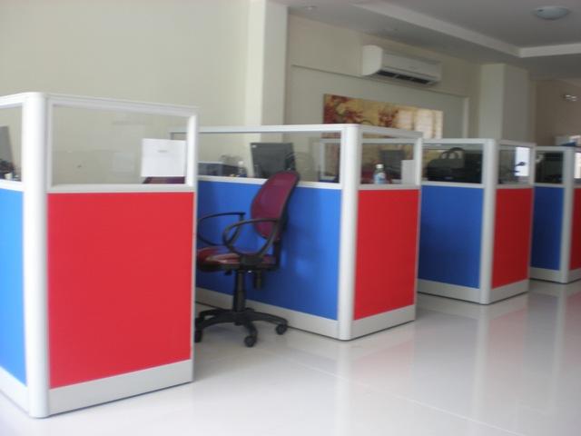 Văn phòng vách ngăn